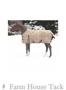 Baker Turnout Blanket 200g