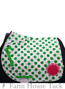 Lettia Preppy Green Dot AP Pad