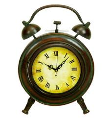 """Antique Clock - Vintage Design - Grandma's Clock - 10"""" x 7"""""""