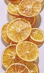 ORANGE SLICES - NATURAL - 15 PKGS