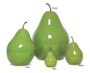 "Fruit - Pear - Medium - 9.4"" x 9.4"" x 14.7"""