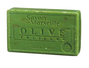 French Soap - Olive Leaves