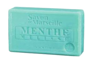 French Soap - Mint - Lemon Balm