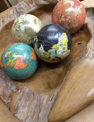 Decorative Globe - 4 Inch