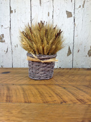 Wheat Basket - 10.25""