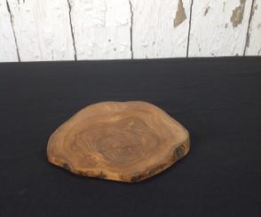 OliveWood Slice Board SM (ASST SIZES)