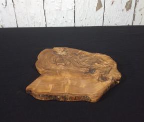 OliveWood Slice Board MED (ASST SIZES)
