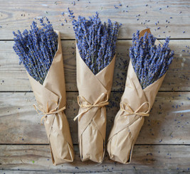 French Lavender - in Kraft Paper -min 12