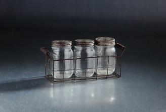 Glass Decor - 3 pc Set