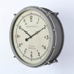 WALL CLOCK - NAUTICAL