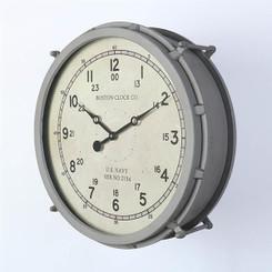 WALL CLOCK - NAUTICAL