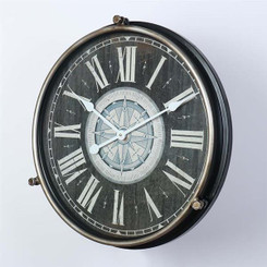WALL CLOCK - COMPASS