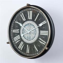 WALL CLOCK - COMPASS