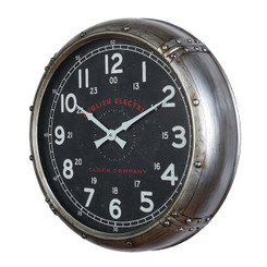 WALL CLOCK - ENGLISH ELECTRIC