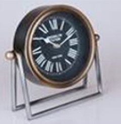 TABLE CLOCK - MANTLE  10.5 X 9.5""