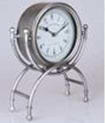 "TABLE CLOCK - STRAND  10 X 13"""