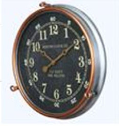 WALL CLOCK - BRIGHTON  17.5""