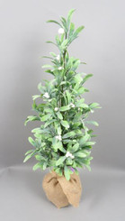 MERRY MISTLETOE TREE 24""