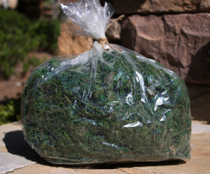MOSS LOOSE PIECES - 1 LB. - 14 OZ PKG