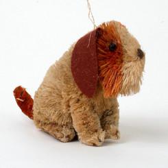 "Handmade Ornament - Bassett Hound - 3.5"""