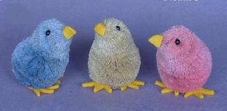 Handmade Ornament - Chicks - Assorted Colors