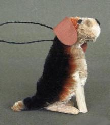 Handmade Ornament - Beagle