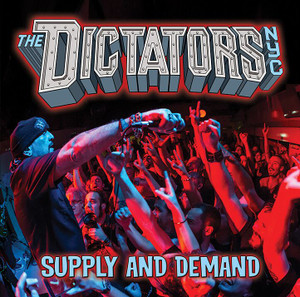 "7"" The Dictators NYC ""Supply And Demand"""