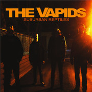 "CD The Vapids ""Suburban Reptiles"""
