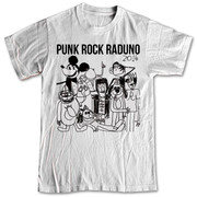 T-shirt Punk Rock Raduno 2016 by Manuel Cossu