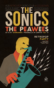 Poster The Sonics / The Peawees