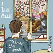 "12"" I LIke Allie ""The Wounds You Leave"""