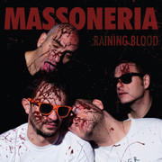 "7"" Massoneria Ramonica ""Raining Blood"""