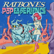 "7"" Ratbones ""The Pop Experience"""