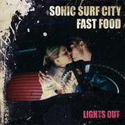 Sonic Surf City Fast Food Lights Out Split