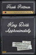 "Book ""King Dork Approximately"" by Frank Portman"