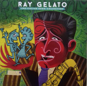 "LP+CD Ray Gelato ""The Italian Song Collection"""