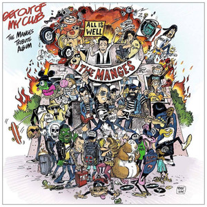 "LP vv.aa. ""Get Ot Of My Club - The Manges Tribute Album"""