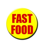 fast food button