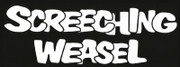 Screeching Weasel bumper sticker