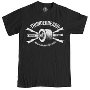 T-SHIRT | Wake up and Skate | Thunderbeard