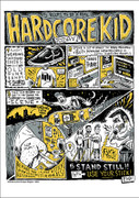 Hardcore Kid Thunderbeard poster