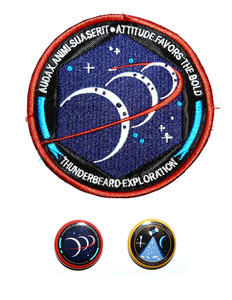 Sound Messages To Outer Space, patch by Thunderbeard