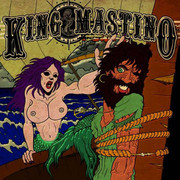 "7"" king mastino Song For A Deadly Mermaid / Two Headed Dog"
