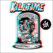 "7"" Killtime ""In 3D"""