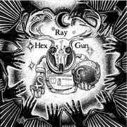 "7"" split Hex Ray Gun / Motosega"