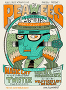 Poster Peawees in Rome by Marco About