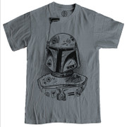 T-shirt BobaFett by Thunderbeard