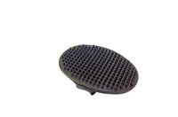 OVAL BLACK FACIAL CURRY COMB