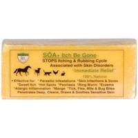 SOA+ Itch Be Gone Soap Bar, 11oz