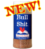 Bull Sh*t - Steak Seasoning